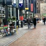Winkels in het Emma District in Eindhoven