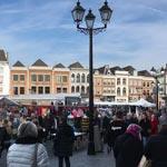 Winkels aan de Markt in Den Bosch