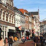 Winkels Vughterstraat in Den Bosch