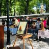 Paasmarkt Lange Voorhout Den Haag