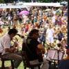 Gorcums Hippiefestival in Gorinchem