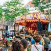 Summertime Festival op de Grote Markt in Den Haag