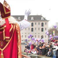 Intocht Sinterklaas Amsterdam