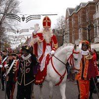 Intocht Sinterklaas Den Haag V A Zaterdag 14 November Centrum Den Haag
