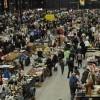 Drentse Vlooienmarkt in de TT Hall in Assen