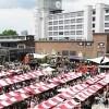 FeelGood Market in het Klokgebouw in Eindhoven