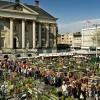 Bloemenjaarmarkt in Groningen