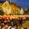 Kerstmarkt Wilhelminaplein in Eindhoven