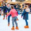 Schaatsen tijdens het Groninger Winterfestijn