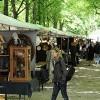 Haagse Antiek- en Boekenmarkt op de Lange Voorhout