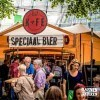 Kannen en kruiken wijn- en bierfestival
