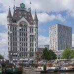 Maak er een dagje uit naar Rotterdam van. Genoeg te doen!