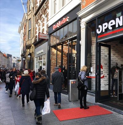 Winkels In Den Bosch Centrum De Winkelstraten Op Een Rijtje