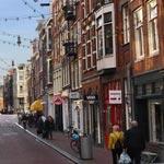 Winkels in de Negen Straatjes in Amsterdam