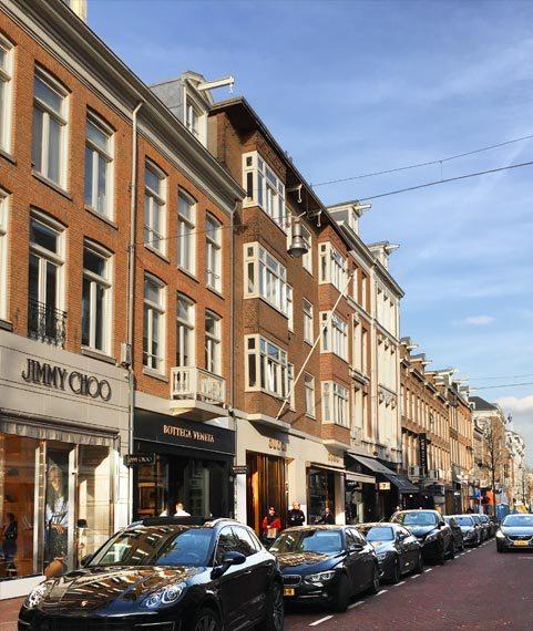 luxe winkels amsterdam