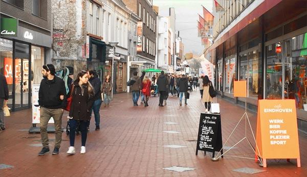 Winkels In Eindhoven Winkelstraten In Overvloed In Het Centrum
