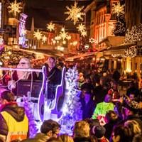 Kerstmarkt Santa's Village